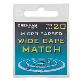 Drennan - Haken Wide Gape Match - Drennan