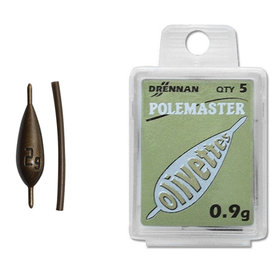 Drennan - Lood Olivettes Lock & Slide - Drennan