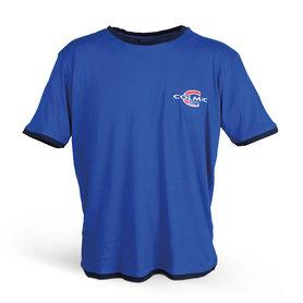 Colmic - T-Shirt Blue - Colmic