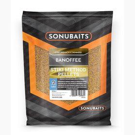 Sonubaits - Pellets Stiki Method 2mm Banoffee - Sonubaits