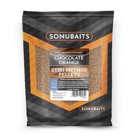 Sonubaits - Pellets Stiki Method 2mm Chocolat Orange - Sonubaits