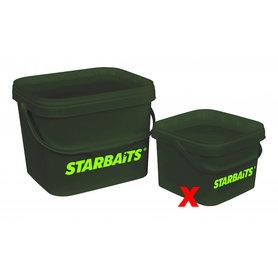 Starbaits - Emmer STB Square Bucket 3,5l - Starbaits