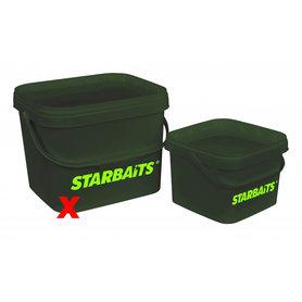 Starbaits - Emmer STB Square Bucket 8l - Starbaits