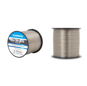 Lijn nylon Technium Invisi Grijs 1100m - Shimano
