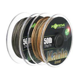 End Tackle Kable Leadcore 7m - Korda