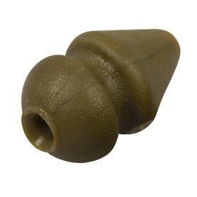 End Tackle Heli Bead Small Khaki - 20 pcs - Korda