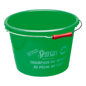 Emmer Club 15 Liter Groen - Sensas