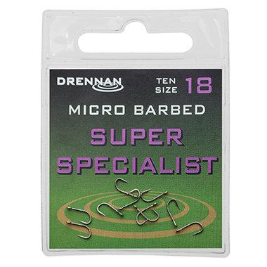 Drennan - Haken Super Specialist - Drennan