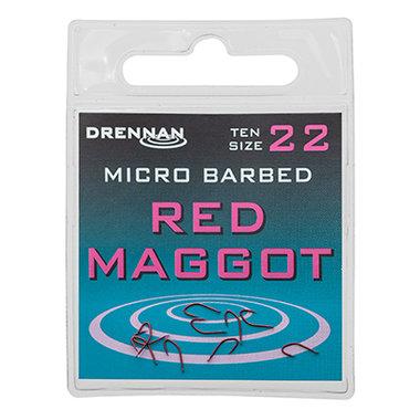 Drennan - Haken Red Maggot - Drennan