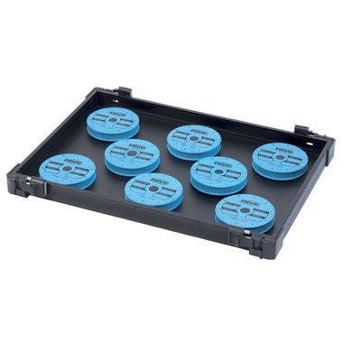 Rive - Accessoire Casier 30 F2 bobines a bas de ligne andoise noir - Rive