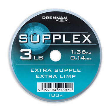Drennan - Lijn nylon Supplex 100m- Drennan