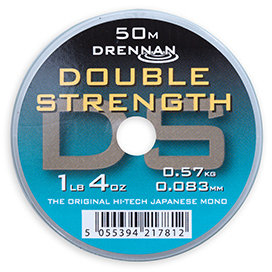 Drennan - Lijn nylon Double Strength 50m- Drennan
