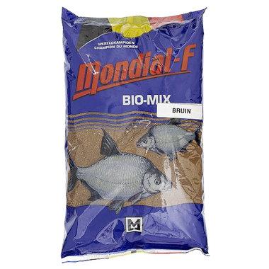 Mondial F - Voeder Bio Mix bruin 2Kg  - Mondial F