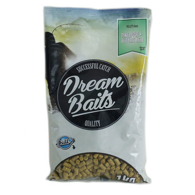 Dreambaits - Pellets Pineapple & Butyric acid 1kg - Dreambaits