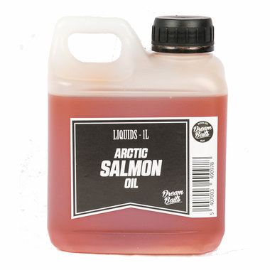 Dreambaits - Smaakstoffen Liquids Salmon Oil 1l - Dreambaits