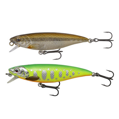 Savage Gear - Kunstaas SG 3D Twitch Minnow 8cm 8,5g SS - Savage Gear