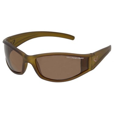Savage Gear - Zonnebril SG Slim Shades Floating  Polarized Sunglasses - Amber - Savage Gear