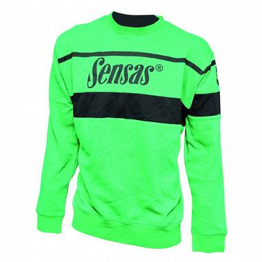Sensas - Sweater Club Groen & zwart - Sensas