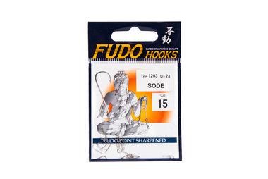 Haken Fudo Hooks SODE-BR