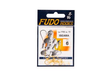Haken Fudo Hooks ISMA-GD
