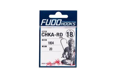 Haken Fudo Hooks CHKA-RD