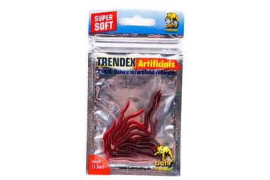 Kunstwormen rood - Behr