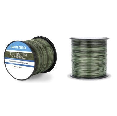 Lijn nylon Technium Trib Camouflage 790m - Shimano
