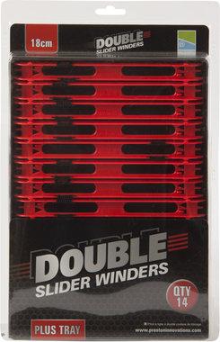 Zitmand accessoire Rigbox Double Slider Winders 18Cm In A Tray  - Preston