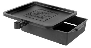 Zitmand accessoire Offbox 36 - Side Tray Set  - Preston