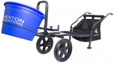Trolley Shuttle Bait Bucket Hoop - Preston
