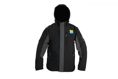 Fleece Soft Shell Hooded Jacket - Preston