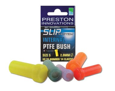 Elastiek S/S Slip Internal Ptfe elastiek - Preston