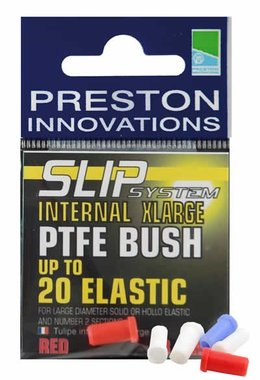 Elastiek S/S Slip Internal X Large Ptfe elastiek - Preston