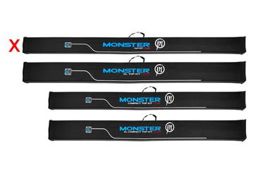 Foedraal Monster Top Kit Case L - Preston