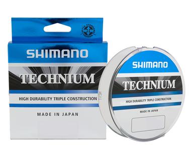 Lijn nylon Technium Clear 200m - Shimano