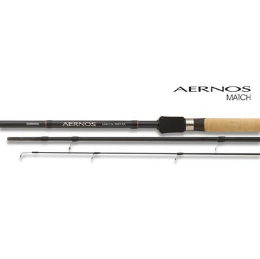 Match & bolo's Aernos Match - 4,50m (20gr) - Shimano