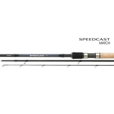 Match & bolo's Speedcast Match - 4,20m (20gr) - Shimano