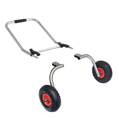 Trolley Chariot Complet Poignee A Broches Verrouillees Hsp D25/D36 - Rive