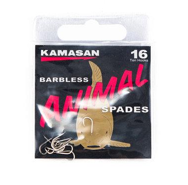 Haken Kamasan Barbless Spades - Elite
