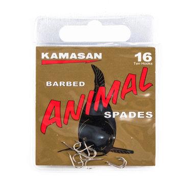 Haken Kamasan Barbed Spades - Elite