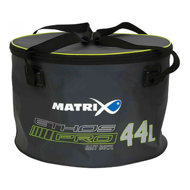 Ethos Pro EVA groundbait bowl with lid & handles - Matrix
