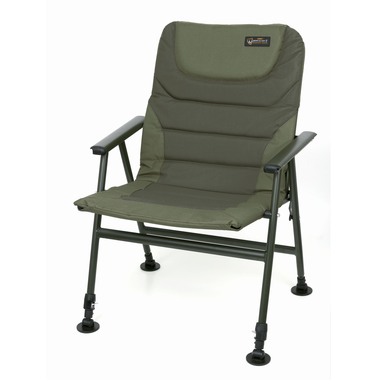 Stoel Warrior II compact chair - Fox Carp