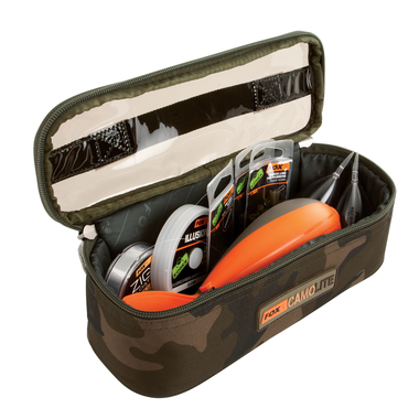 Opbergtas Camolite Accessory Bag Slim - Fox Carp