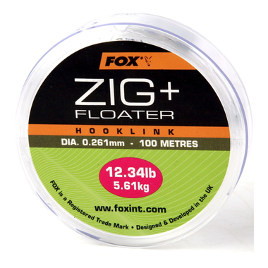 Lijn nylon Zig and Floater Line - Fox Carp
