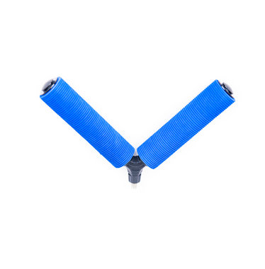Roller (V) 15cm,ribbed foam - Elite