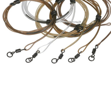 End Tackle Kamo Leader Ring Swivel - Korda