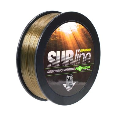 Lijn nylon Subline Ultra Tough 1000m - Korda