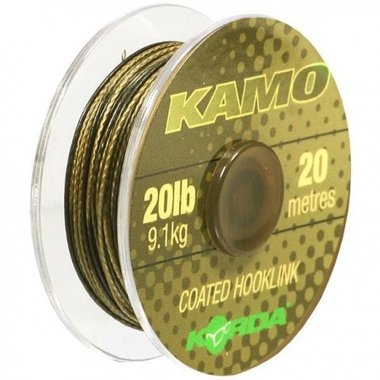 End Tackle Kamo coated Hooklink - Korda