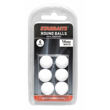 Kunstaas Round Balls 14 Mm - Starbaits