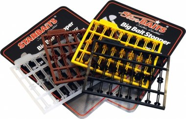End Tackle Sb Big Bait Stopper Brown - Starbaits